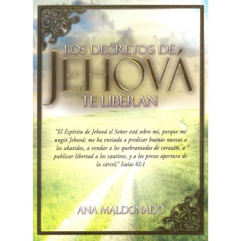 Decretos de Jehova te Liberan