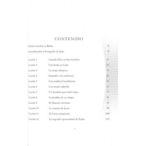 Juan Estudios Biblicos para Celulas