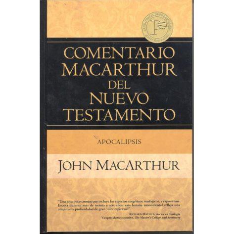 Comentario Macarthur Apocalipsis 1 Tomo