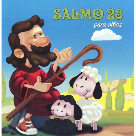 Salmo 23 para Niños