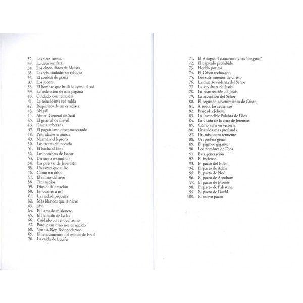 100 Bosquejos de Sermones del A T