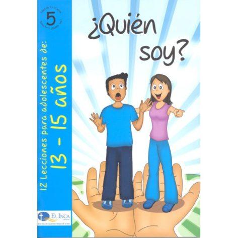 Libro 13-15 Tomo 5 Quien Soy?