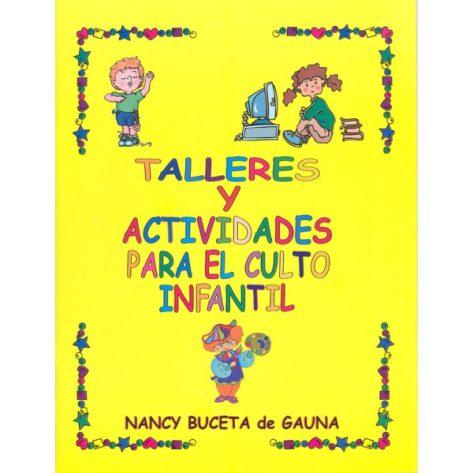 Talleres y Actividades/Culto Infantil