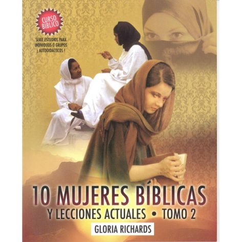 Curso 10 Mujeres biblicas Tomo 2