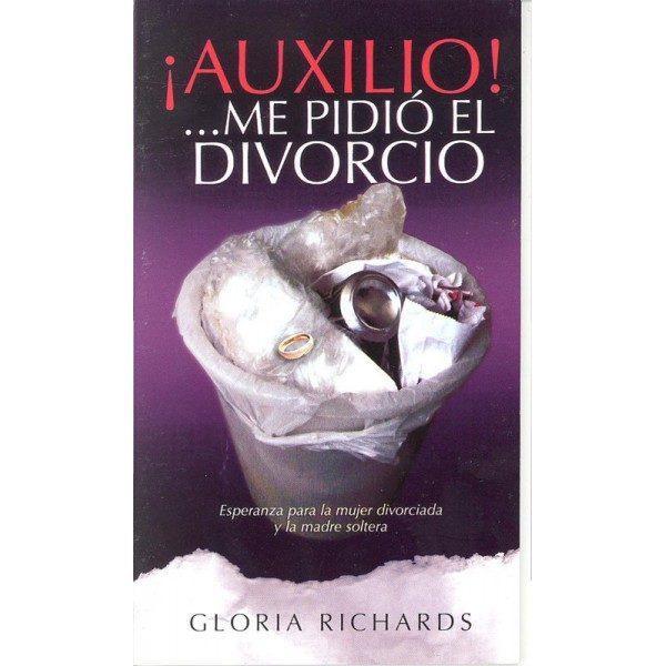 Auxilio me pidio el divorcio