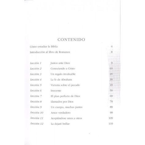 Romanos Estudios Biblicos para Celulas