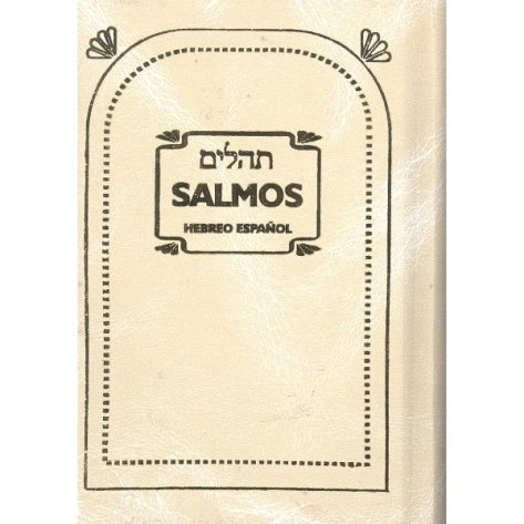 Salmos Hebreo-Español Mini