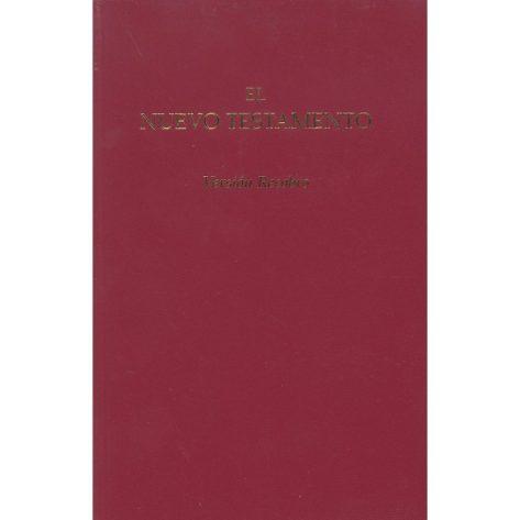 Nuevo Testamento - Versión Recobro Económico