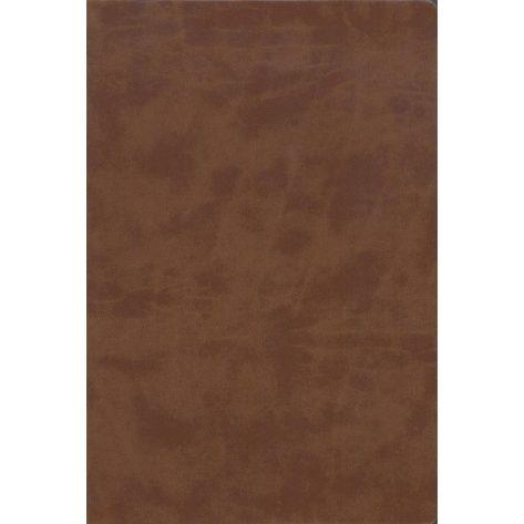 BIBLIA SCOFIELD - IMITACIÓN PIEL CHOCOLATE