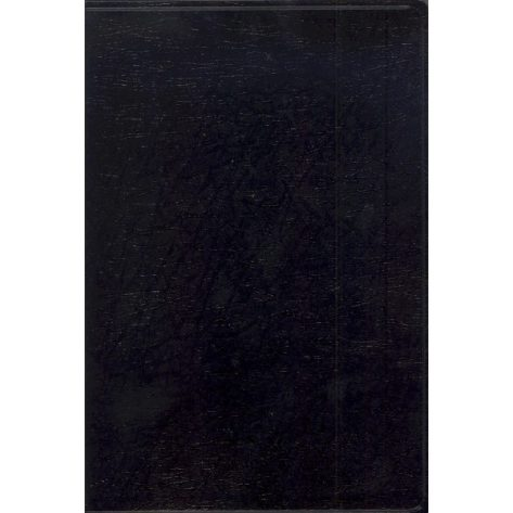 BIBLIA SCOFIELD - PIEL ESPECIAL NEGRO