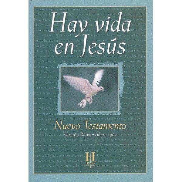 Nuevo Testamento - Hay Vida en Jesus