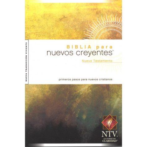 N T Ntv Biblia para Nuevos Creyentes