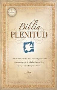 BIBLIA PLENITUD PIEL NEGRA