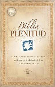 BIBLIA PLENITUD TAPA DURA
