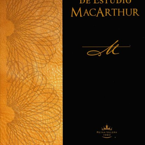 BIBLIA DE ESTUDIO MACARTHUR TAPA DURA INDICE