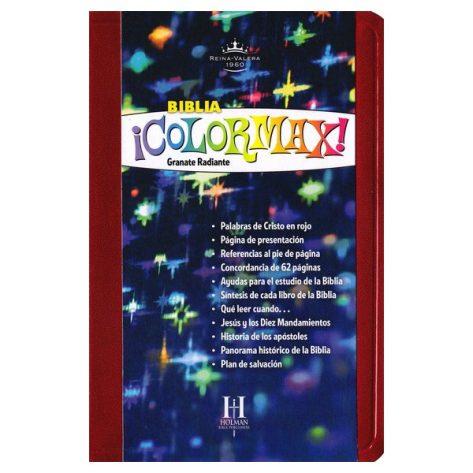 B Colormax Granate Radiante