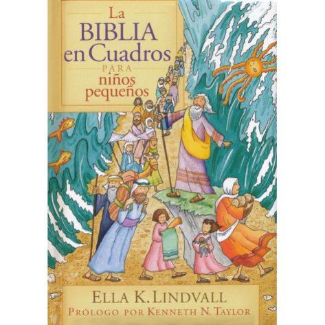 Biblia en Cuadros para Niños Pequeños
