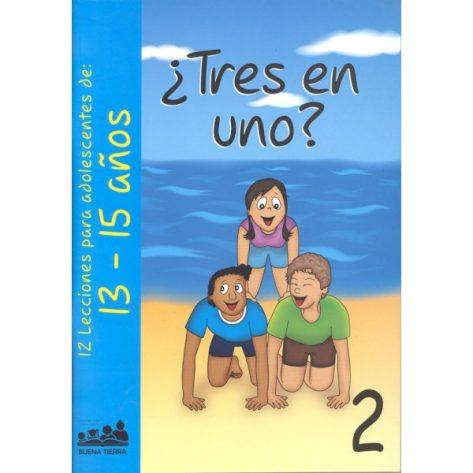 Libro 13-15 Tomo 2 Tres en Uno