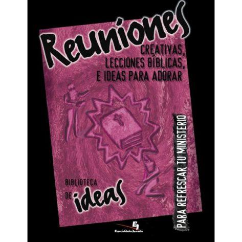 BIBLIOTECA DE IDEAS REUNIONES CREATIVAS