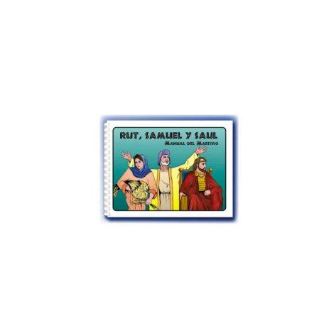 Rut, Samuel y Saul (Paquete Completo)