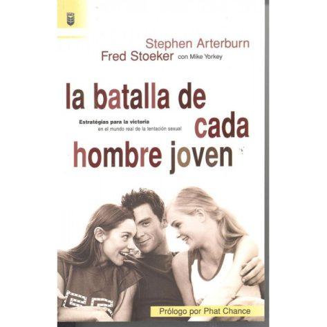 BATALLA DE CADA HOMBRE JOVEN