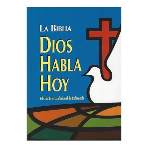 BIBLIA DIOS HABLA HOY TAPA DURA