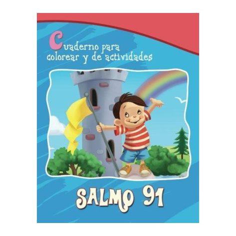 Salmo 91 para colorear
