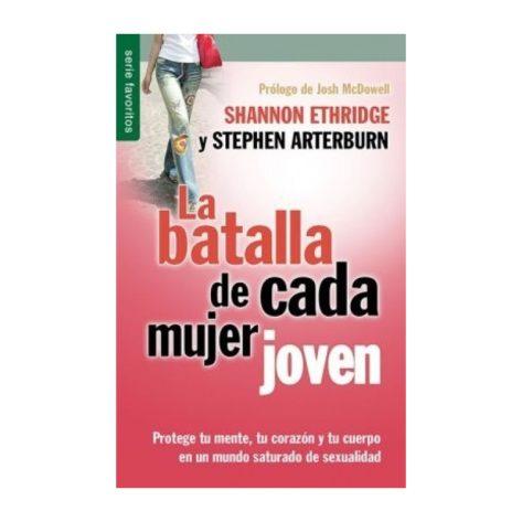 BATALLA DE CADA MUJER JOVEN FAVORITOS