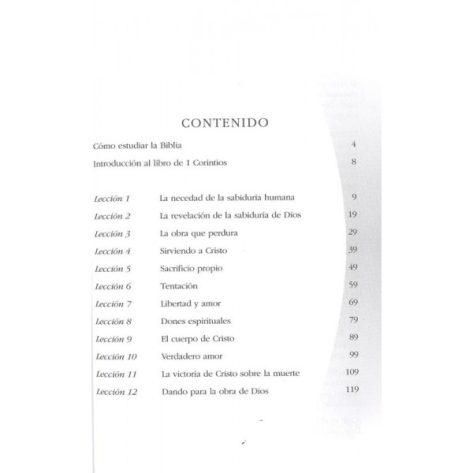 1 Corintios Estudios Biblicos para Celulas