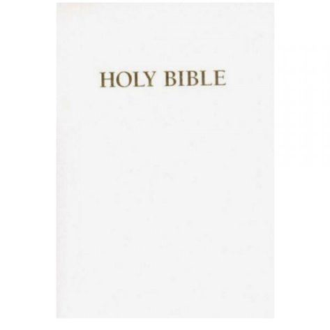 BIBLIA KJV BLANCA