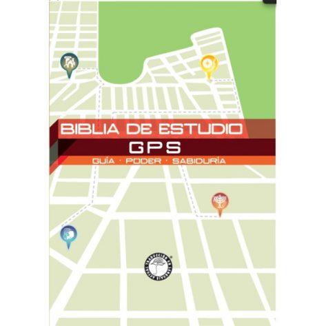 BIBLIA DE ESTUDIO GPS - TLA