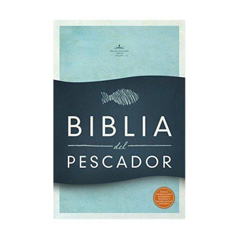 BIBLIA DEL PESCADOR RVR60 MULTICOLOR TAPA DURA