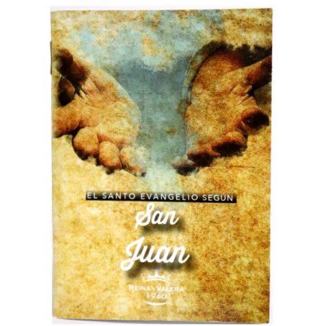EVANGELIO DE BOLSILLO - JUAN RVR60