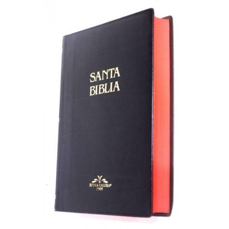 BIBLIA MEDIANA 1909 VINIL NEGRO