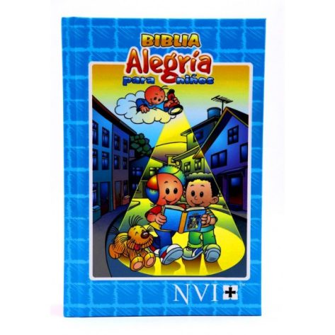 BIBLIA ALEGRIA NIÑOS