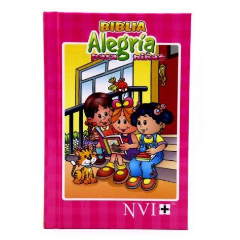 BIBLIA ALEGRIA NIÑAS