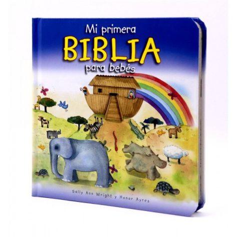 MI PRIMERA BIBLIA PARA BEBES