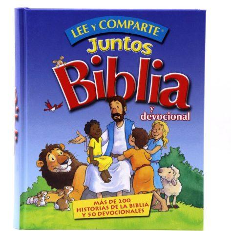 BIBLIA LEE Y COMPARTE JUNTOS