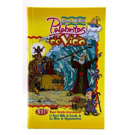 BIBLIA NVI PALABRITAS DE VIDA