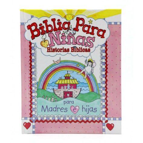 BIBLIA PARA NIÑAS (MADRES E HIJAS)
