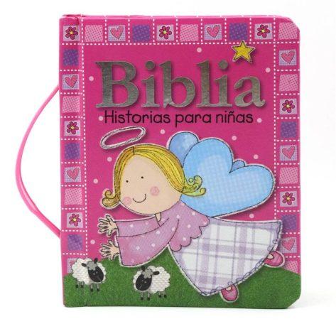 BIBLIA HISTORIAS PARA NIÑAS