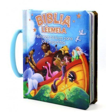 BIBLIA LEEMELA PARA PEQUEÑITOS