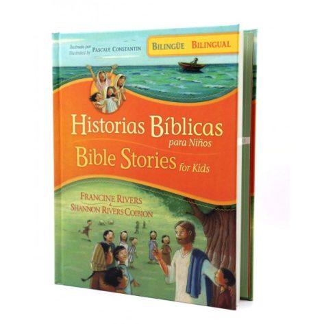 HISTORIAS BIBLICAS PARA NIÑOS BILINGÜE