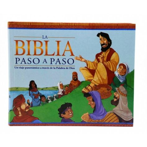 BIBLIA PASO A PASO