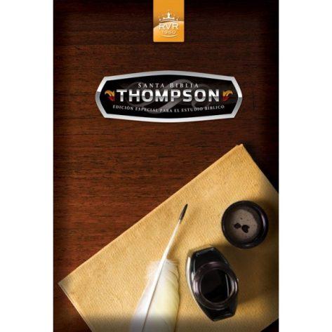 BIBLIA RVR1960 THOMPSON EDICION ESPECIAL T/D