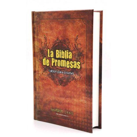BIBLIA PROMESAS JUVENIL TELA HOMBRE