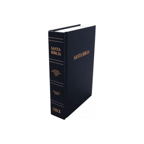 BIBLIA RVG TAPA DURA