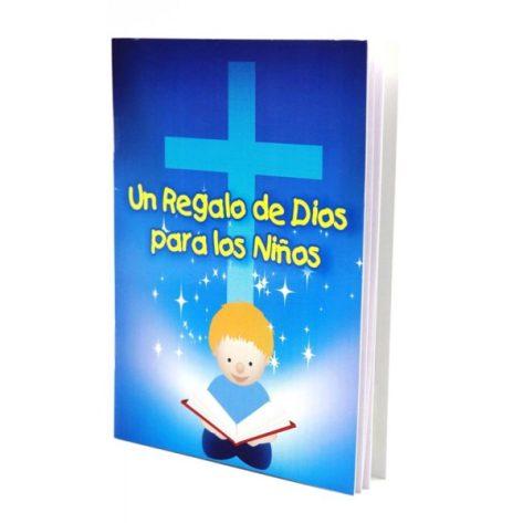 Folleto un regalo de Dios para los niños
