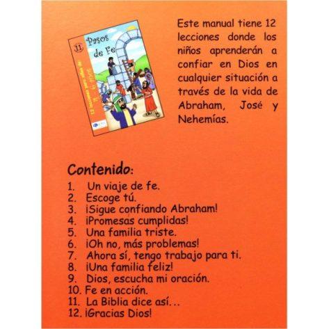 LIBRO 4-6 TOMO 11 PASOS DE FE