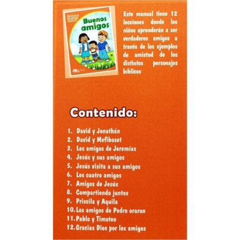 LIBRO 4-6 TOMO 3 BUENOS AMIGOS
